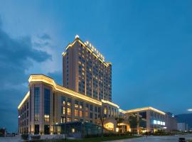 New Century Hotel Tiantai Zhejiang, Tiantai (Leifeng yakınında)