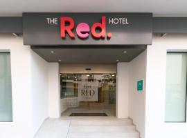 The Red Hotel - Adults Only, San Antonio de Portomany