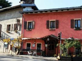 Osteria alle Risorgive, Codroipo (Sedegliano yakınında)