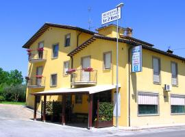B&B Le 2 Rose, San Severino Marche (Treia yakınında)