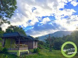 Ecovita Organic Lodge & Farm, Pallatanga (Bucay yakınında)