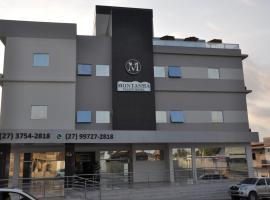 Montanha Palace Hotel, Montanha (Paredes yakınında)