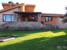 Casa Vargas, Pedrezuela