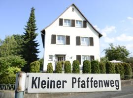 Ferienwohnung Helene, Eschwege (Grebendorf yakınında)