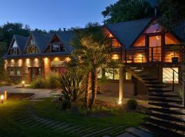 la maison dans les bois, Soucelles
