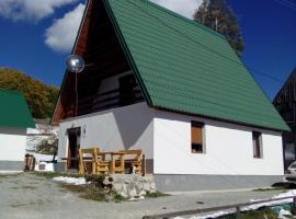 Rooms & Apartments Durmitor