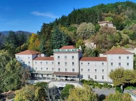 Grand Hotel Des Bains, Вальс-ле-Бен