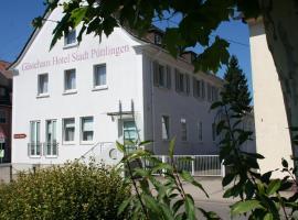 Domizil Alte Post, Püttlingen