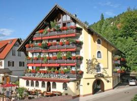 Hotel Restaurant Falken