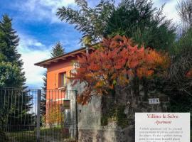 Villino Le Selve, Monzuno (Vado yakınında)