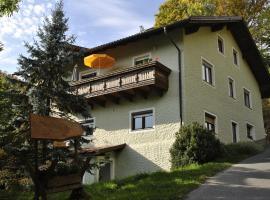 FeWo Radi an der Buchberger Leite, Hohenau (Ringelai yakınında)