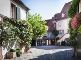 A La Cour d'Alsace