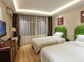 Liquan Jiuzong Hotel, Liquan (Shangyingcun yakınında)