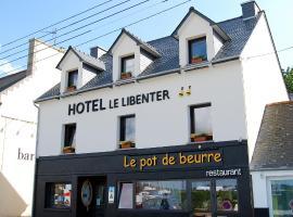 Le Libenter, Лендеда (рядом с городом Plouguerneau)