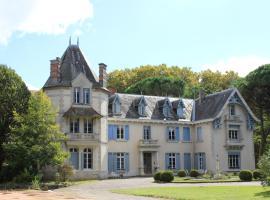Château de Morin, Puch-d'Agenais (рядом с городом Aiguillon)