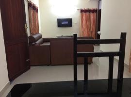 SP Plaza Service Apartments, Тривандрум (рядом с городом Perumkulam)