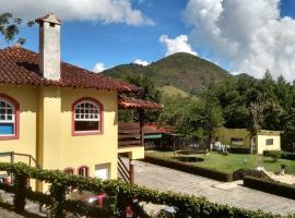 Hotel Holandês, Teresópolis (Canoas yakınında)