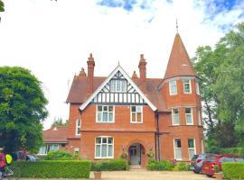 The Rufus House, Lyndhurst