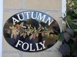 Autumn Folly