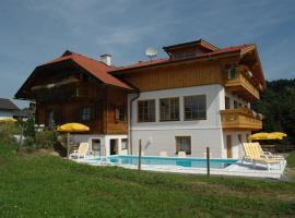 Alpenrose Chalet, Ferndorf (Ziebl yakınında)