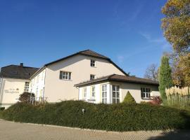 Hotel & Restaurant Bergfried, Saalfeld (Saalfelder Höhe yakınında)