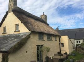 Rose Cottage and Hay Loft, Gileston