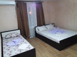 Hotel Dubrava, Dubovka