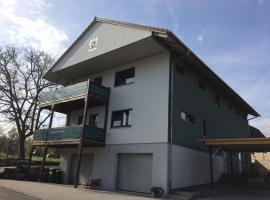 Messewohnung Rehdorf, Oberasbach