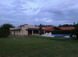 CABAÑA LIHUE VALLE GRANDE, San Rafael (Valle Grande yakınında)