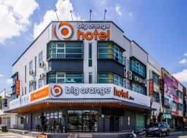 Big Orange Hotel, Jitra, Jitra