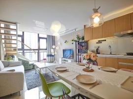 Shanghai Modern Comfortable Boutique Apartment