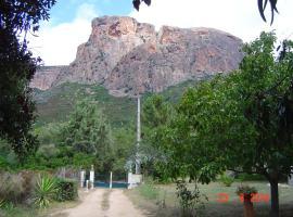 Holiday home Route de Radica, Afa