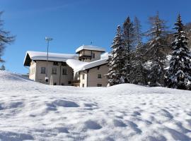 Hotel Parsenn, Davos (Davos Dorf yakınında)
