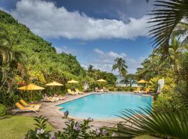 Wellesley Resort Fiji, Vunaniu (рядом с городом Наматакула)