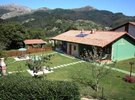 Coviellador, Coviella (Collía yakınında)