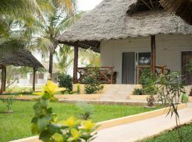 Tanzanite Beach Resort, Nungwi