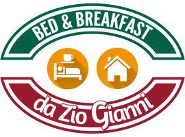 B&B da Zio Gianni, Fratta Polesine (Lendinara yakınında)