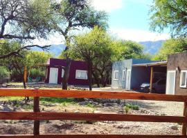 Entre Sierras y Pajaros, Las Rabonas