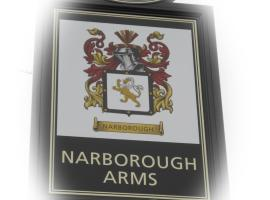 Narborough Arms, Narborough (рядом с городом Enderby)