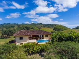 Ocean View Villa, Nosara (Garza yakınında)