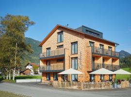 Hotel Gretina, Bezau