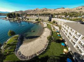 Campbell's Resort on Lake Chelan, Chelan