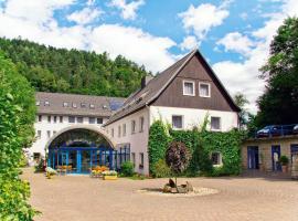 Hotel Garni Grundmühle, Bad Schandau (Kleinhennersdorf yakınında)