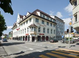 Hotel Terminus Brugg, Brugg (Schinznach Bad yakınında)