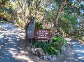 Saddle Mountain Ranch, Carmel Valley