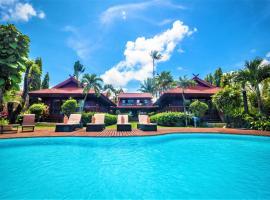 Erawan Villa Hotel, Бан-Ао-Банграк