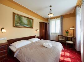 Wellness Hotel Stará Pekárna, Liberec