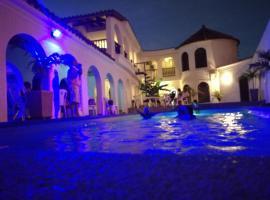 The Chill in Mansion Hostel Santa Marta
