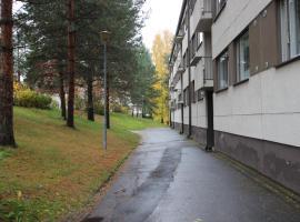 5 room apartment in Jyväskylä - Väliaitankatu 10, Ювяскюля (рядом с городом Vihtiä)