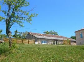 House La bergerie 2, Fontanes (рядом с городом Montdoumerc)